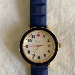 Navy Blue Kate Spade Watch